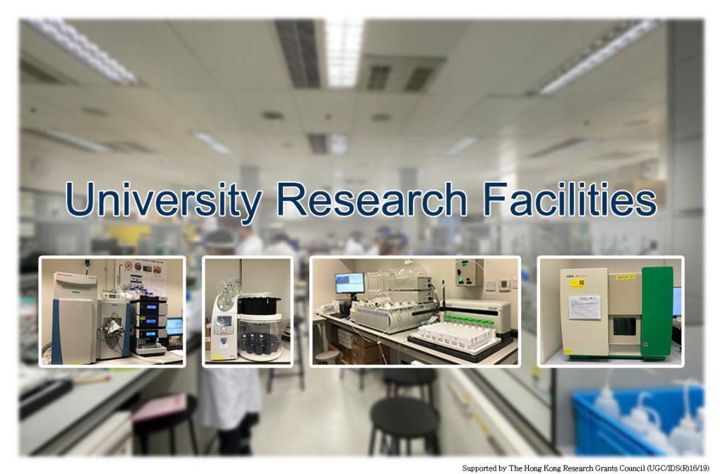 University Research Facilities