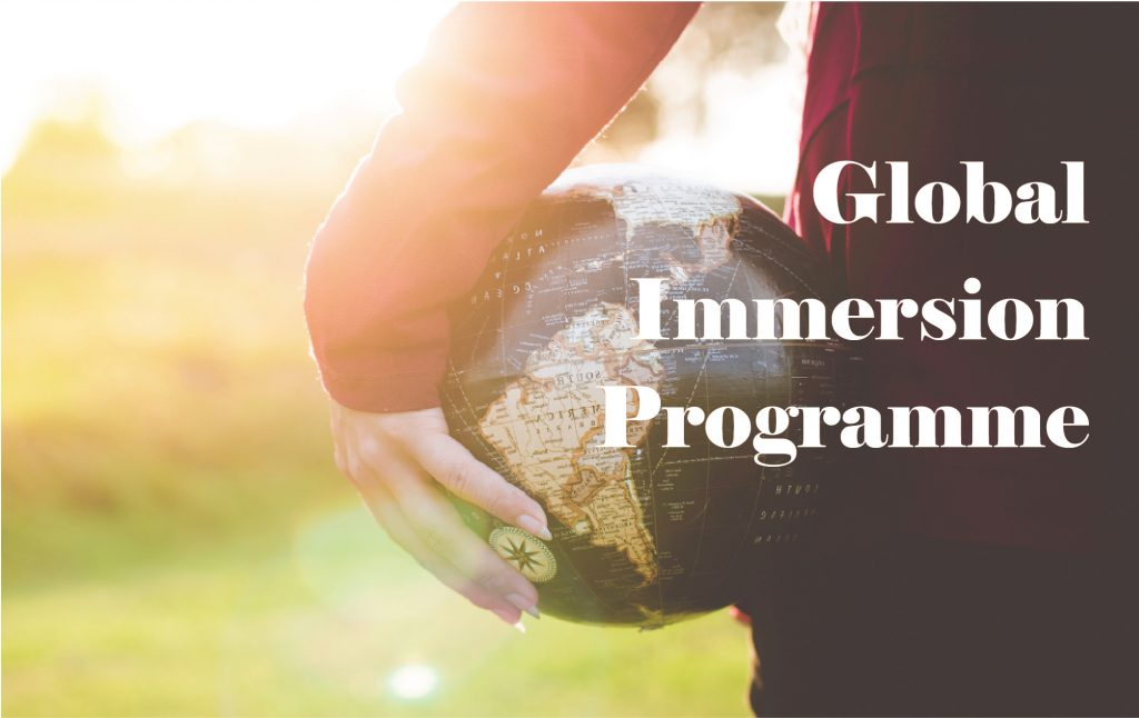 Go Global - A Life-changing Experience