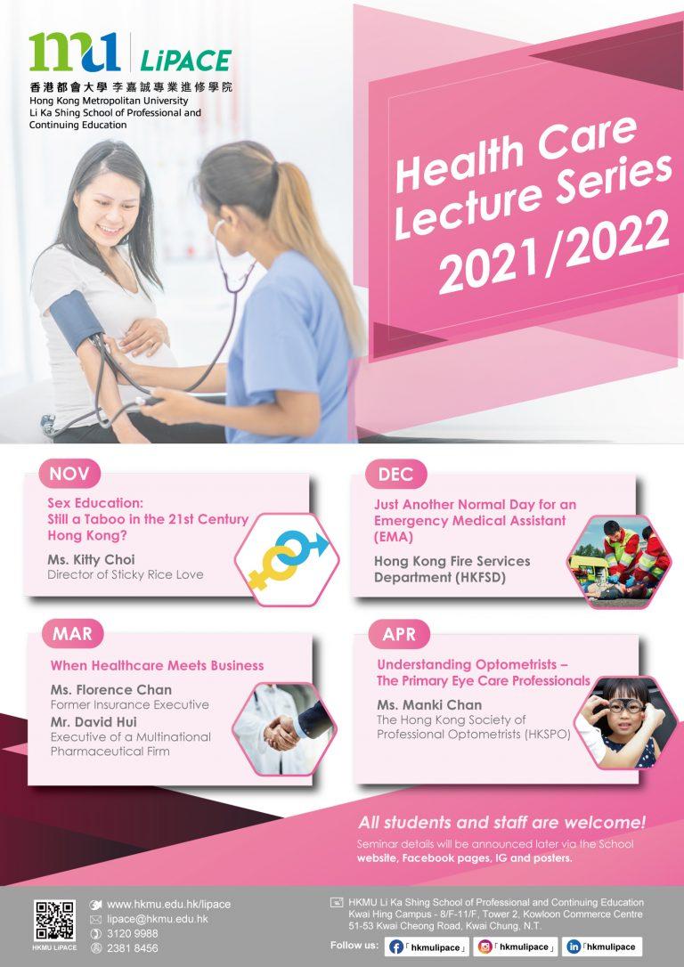 Health-Lecutre-Series